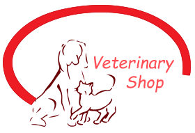 Logo Veterinary Shop